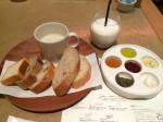 【東京駅新丸ビル地下1階】パン食べ放題のポワンエリーニュはマジおすすめ!6種のディップ付ランチを頼むべし!